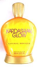 Kardashian Glow Natural Bronzer Tanning Lotion Tan Accelerator