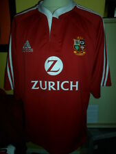 British Lions 2005 short sleeve Rugby Union Shirt adult extra large (19860)