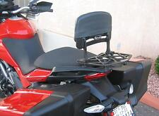 Ducati Hyperstrada or Multistrada 1200  Passenger Backrest & short luggage rack