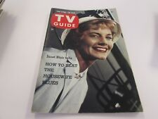 VINTAGE - TV GUIDE - 7/18/1959 - JANET BLAIR - COVER