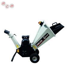 Lumag Rambo Hc-10e Elektro Häcksler Schredder Gartenhäcksler Hc10e