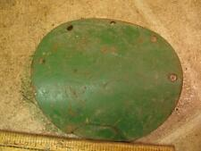 John Deere H36018 Hand Hole Cover Combine Header Auger Feeder Beater