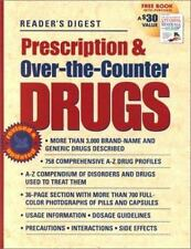 Prescription & Over-the-Counter Drugs, Editors of Reader's Digest, Good Book