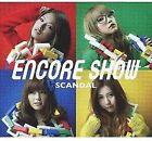 Scandal Encore Show Cd Mit Dvd Japanisch