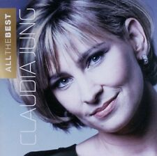 "CLAUDIA JUNG ""ALL THE BEST"" 2 CD NEU"