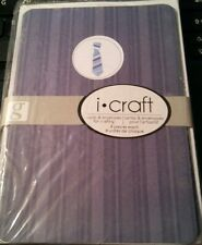 Studio G 16 count Blank Cards & Envelopes Tie Fathers Day