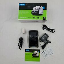 Dymo Labelwriter 450 Turbo Thermal Label Printer 1750283 With Usb Power Cables