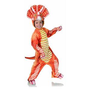 T-Rex Dinosaur Printed Jumpsuit Childrens Costume SIZE: 2T-4T