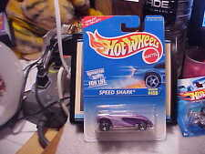 Hot Wheels Collector #458 Speed Shark with 5 Spoke Wheels