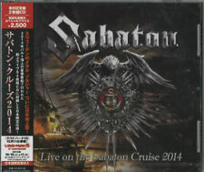 SABATON-SABATON CRUISE 2014-JAPAN 2 CD Ltd/Ed F56