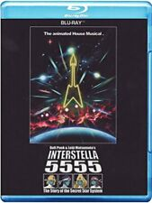 Daft Punk Leiji Matsumotos Interstella 5555 - 5tory of 5ecret 5tar 5ystem [DVD]