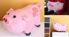 LARGE 27 cm (11 in) Waddles The Pink Pig Gravity Falls Plush Stuff Toy Big Size
