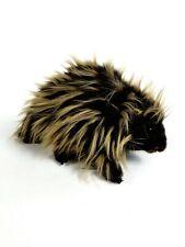 "Folkmanis Puppets Porcupine Stuffed Animal Hand Puppet Plush 12"""