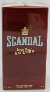 💝 Jean Paul Gaultier Scandal Pour Homme 150 ml EDT Spray NEU/OVP