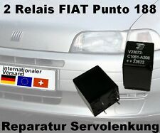 2 Relais V23072-C1061-A308 FIAT Punto Servomotor REPARATUR Servolenkung Lenkung