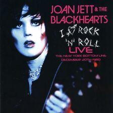 Jett Joan & The Blackhearts - I Love Rock'n'Roll Live New York ...