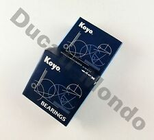Koyo front wheel roller ball bearings pair Aprilia SXV 450 550 06-11 07 08 09 10