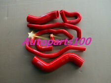 Red for TOYOTA Hilux KUN26R SR & SR5 3.0L 2005-2014 Silicone radiator hose Kit