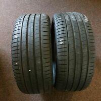 2x Pirelli P Zero * 275/40 R20 106W DOT 0519 7 mm Sommerreifen Runflat RSC