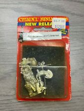 Warhammer 40k -  Space Marine Terminator Librarian - New in Blister Pack