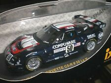 IXO LMM062 - Chevrolet Corvette C5-R Le Mans 2003 #50 - 1:43 Made in China