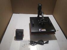 VIVOHOME 5 in 1 Combo Multifunctional Printing Heat Press MACHINE 15 X 15