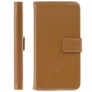 Leather Wallet Cover Flip Case For Samsung Galaxy S8
