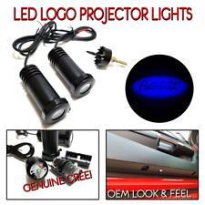 Lumenz BLUE LED Ghost Shadow Lights Door Logo Projectors fits PETERBILT