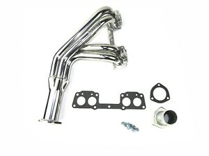 Patriot Exhaust Headers for 75-84 Toyota Pickups 20R/22R Ceramic Coated H4860-1