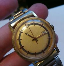 TIMEX, Vintage, working, British made, Automatic, Gent's Watch. Date Function.