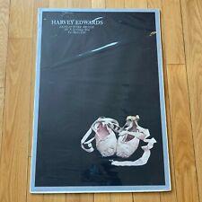 """Ballerina Shoes Harvey Edwards Zeitlin & Ver Brugge Art Poster Large 24""""x36"""""""