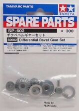 50602 BEVEL GEAR SET Tamiya New Spare Part RC Diff. TA04 TA03 TL01 TB01 TG10