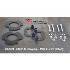 """Traxda 406021 2007-2015 Escalade/Ava/Tahoe/Silv/Sierra/2""""-2.5"""" Lift Kit Front"""