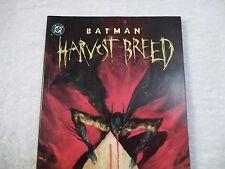 Batman Harvest Breed by George Pratt