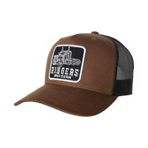Ringers Western Long Haul Trucker Brown