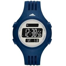 ADIDAS UNISEX 42MM BLUE POLYURETHANE BAND & CASE QUARTZ DIGITAL WATCH ADP3269