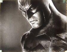 "Batman ART CHARCOAL DRAWING 8X10"""