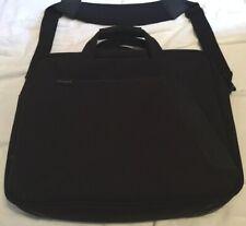 "Targus Spruce EcoSmart Messenger Laptop Bag Case 15.6"" Screen Black/Green"