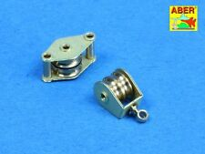 1/35 ABER R09n ALL-PURPOSE DOUBLE PULLEY (2 pcs.)