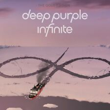 Deep Purple - InFinite - The Gold Edition - (2CD Digipak Limited Edition)