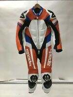 Spada Curve Evo 1 Piece Leather Motorcycle Race Suit childs child BOYS 14-16