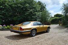 Jaguar XJS V12 5.3 HE Auto - Low mileage, full history - no reserve auction