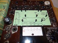 Valvo C3m Röhre End-Pentode 11 mA Tube Valve auf Funke W19 geprüft BL1196