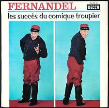 FERNANDEL - Les succès du comique troupier - 1965 France LP