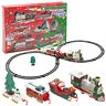 22Pcs Christmas Musical Train & Novelty Track Set Kids Xmas Gift Toy Tree Train