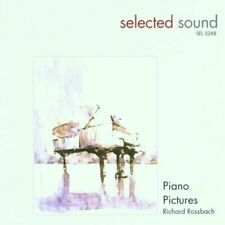 Richard Rossbach Piano pictures  [CD]