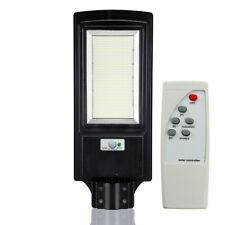 4000W 400000LM LED Luz De Calle Solar Lámpara De Pared Sensor de movimiento PIR + Control Remoto