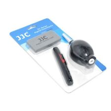Kit limpieza JJC para Cámaras objetivos y filtros | Bargain fotos