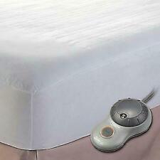 Sunbeam Heated Mattress Pad for Queen Bed - MSU1GQS-N000-11A00