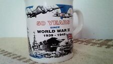VE DAY Commemorative mug 50 year anniversary in excellent condition